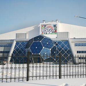Спортивные комплексы Нагорска